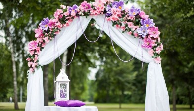 Номер и выездная регистрация в подарок на свадьбу